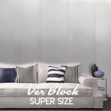 베르블럭 수퍼사이즈 스테인리스 패널 58x240cm